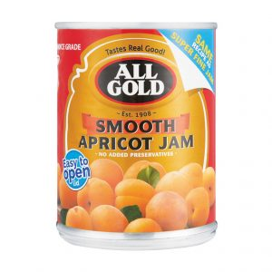 All Gold Smooth Apricot 450g