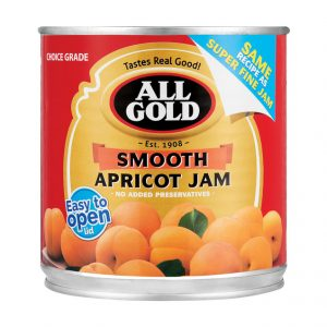 All Gold Smooth Apricot 900g