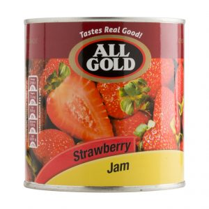 All Gold Smooth Strawberry 900g