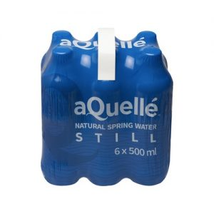 Aquelle Still Mineral Water 500ml 6 pack