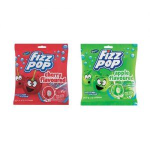 Beacon Fizzpop Apple red cherry 10's