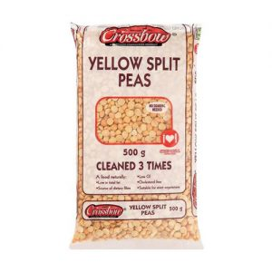 Crossbow Yellow Split Peas 500g