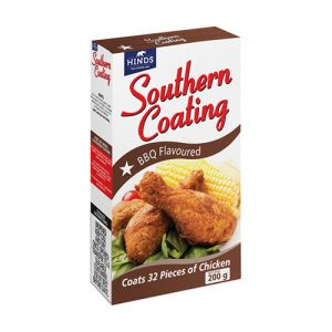 Hinds Southern Coating BBQ 200g