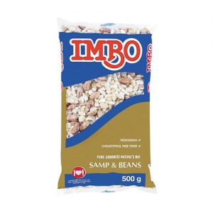 Imbo Samp and Beans 500g
