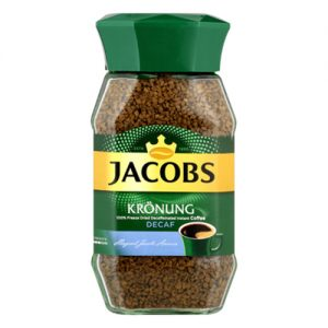 Jacobs Kronung Decaf Coffee 200g