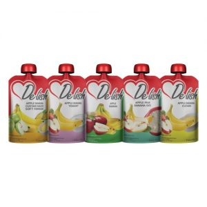 Delish Baby Food Pouch 110ml