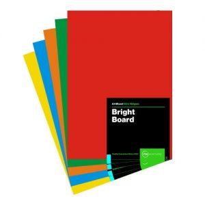 Bright Board A4 160g Bright Board pk 50